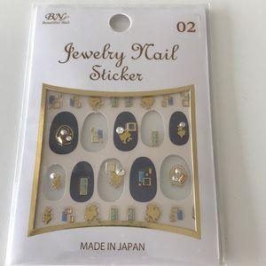 Jewelry - Jewelry nail stickers